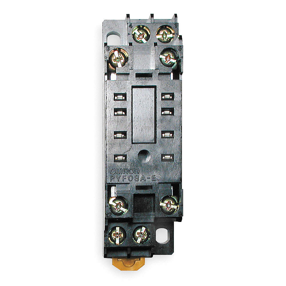 Omron Relay Socket Type Finger Safe Style Square Switch Zoom Out Reset Put Photo At Full Then Double Click