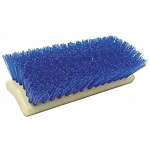 Scrub Brush,Poly,Replacement Brush Head
