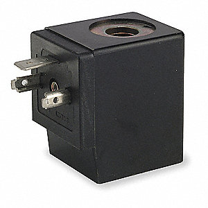 240VAC Solenoid Valve Coil; 30mm; DIN 43650A
