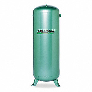 120 Gal. Stationary Steel Air Tank