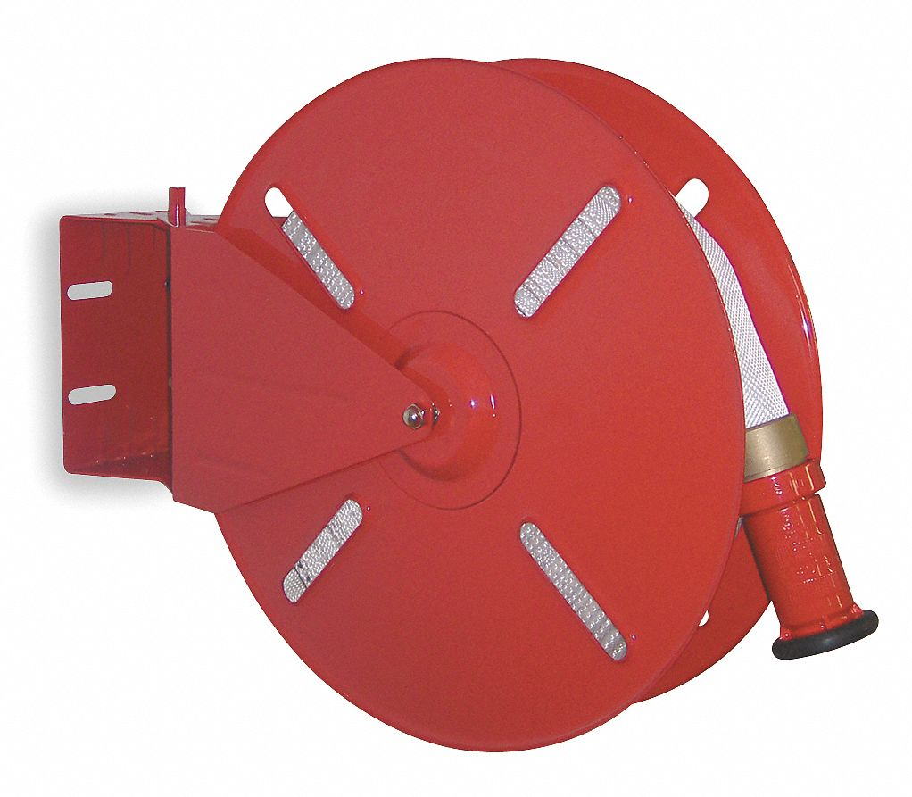Fire Hose Reels And Storage Racks
