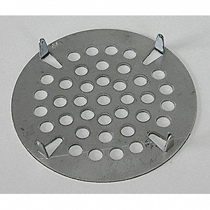 Flat Waste Strainer for T and S Waste Valve B-3950
