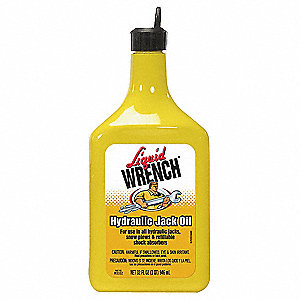 Hydraulic Jack Oil,32 Oz