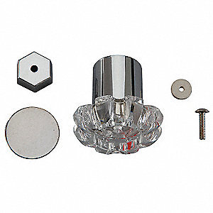 Plastic Knob Kit for Powers Valves Series E421, E422, E425 and E426