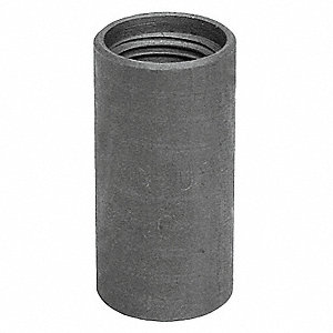 Coupling,1/4 In Pipe Size,1 5/8In Length