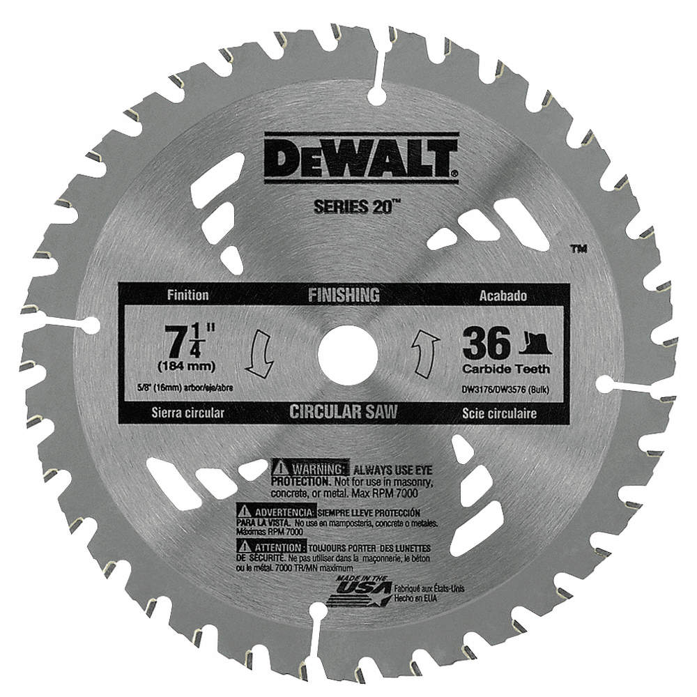 Dewalt 7 14 carbide ripping circular saw blade number of teeth zoom outreset put photo at full zoom then double click greentooth Gallery