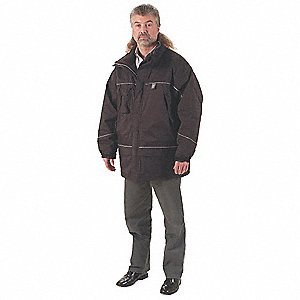 Cold Storage Parka, XL