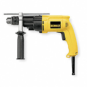 "Hammer Drill,1/2"",7.8A,0 to 46,000bpm"