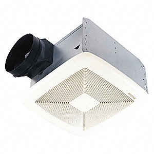 Bathroom Fan,110 CFM,0.3A,35.5W