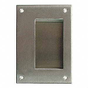 Recessed Pull Handle,304 Stainless Steel
