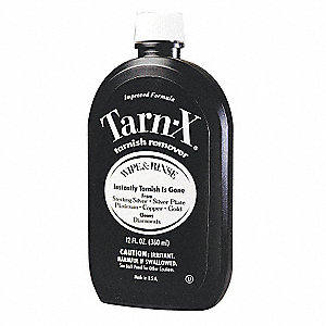 12 oz. Metal Tarnish Remover, 1 EA