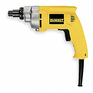 Electric Screwgun, 6.5 Amps, 132 in.-lb. Max. Torque