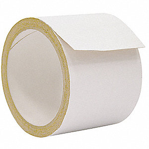 PIPE INSULATION TAPE,25 FT,WHITE