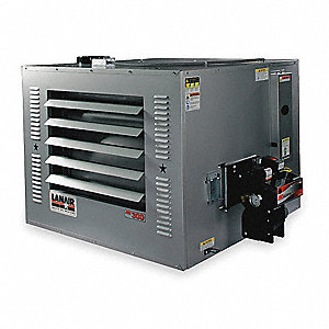 "Waste Oil Heater w/8"" Wall Kit,300K BtuH"