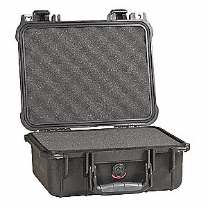 Carrying Case,5-1/2x11-1/2x11-1/2,Black