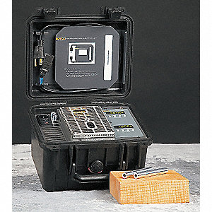 Dry Well Calibrator,Black Case