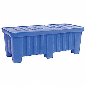 Container,7 cu.-ft.,550 lbs.,Blue