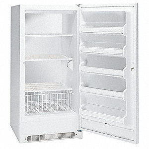 Freezer,White,17.1 cu. ft.