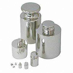 Calibration Weight Kit,50g,SS