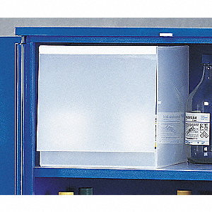 Safety Compartment,13-5/16 In. W