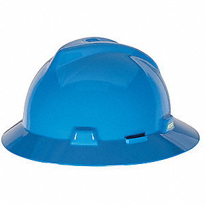 Hard Hat,C, E,Blue,4 pt. Ratchet