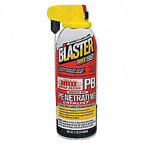 Petroleum-Based Penetrant, 20°F to 120°F, 11 oz. Aerosol Can