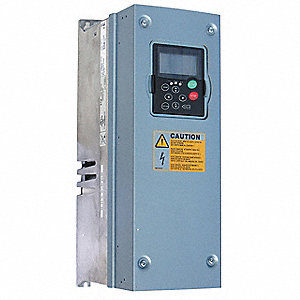 Variable Frequency Drive,10 Max. HP,3 Input Phase AC,480VAC Input Voltage