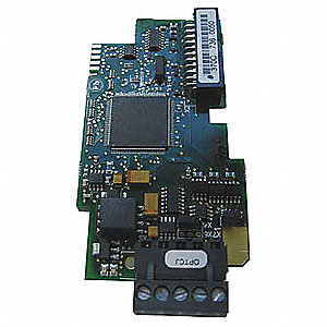 Communication Card, BACnet,For Use With HVX9000 Adjustable Frequency Drives