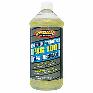 A/C Comp PAG Lube,32 Oz,Flash Point 450F