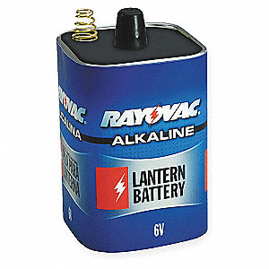 Alkaline Lantern Battery
