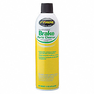 Brake Parts Cleaner, 15 oz. Aerosol Can