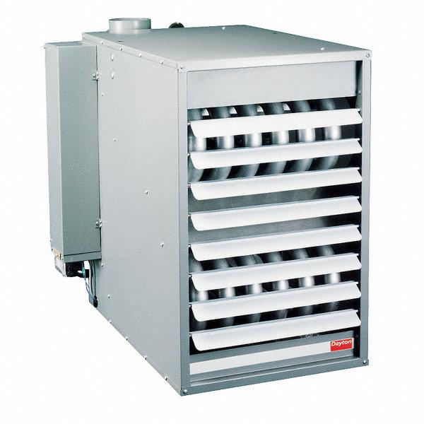Dayton Gas Unit Heater Lp Propeller Btuh Input 250 000