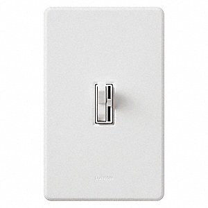 Concealed with On/Off Toggle Lighting Dimmer, Halogen, Incandescent Lighting Technology