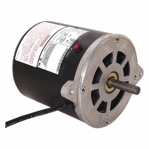 Century 1 7 hp oil burner motor split phase 3450 for General motors extended warranty plans