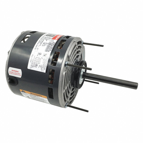 dayton 1 3 hp direct drive blower motor permanent split capacitor dayton 1 3 hp direct drive blower motor permanent split capacitor 1075 plate rpm 115 voltage 4m098 4m098bg grainger