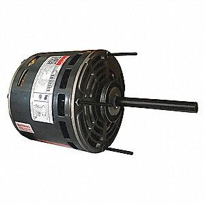 dayton 1 3 hp direct drive blower motor permanent split capacitor rh grainger com