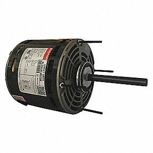 dayton 1/2 hp direct drive blower motor, permanent split capacitor, 1075  nameplate rpm, 208-230 voltage - 4m101|4m101 - grainger