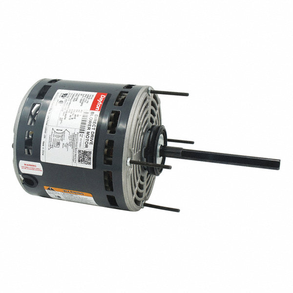 dayton 3 4 hp direct drive blower motor permanent split capacitor dayton 3 4 hp direct drive blower motor permanent split capacitor 1075 plate rpm 115 voltage 4m183 4m183 grainger