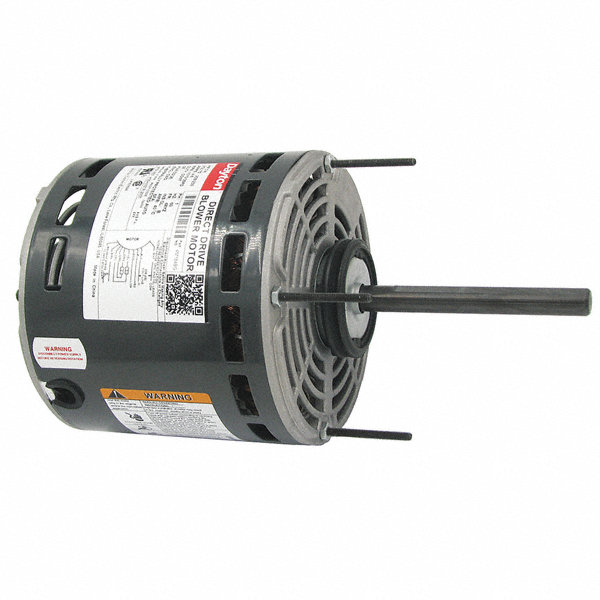 dayton 3 4 hp direct drive blower motor permanent split