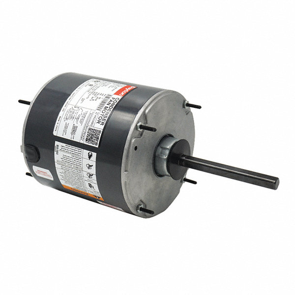 Dayton 3 4 hp condenser fan motor permanent split for General motors extended warranty plans