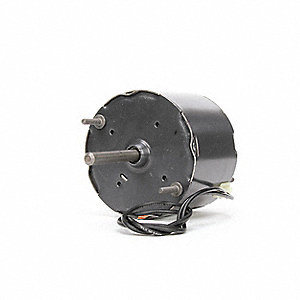 1/40 HP, HVAC Motor, Shaded Pole, 1550 Nameplate RPM, 115 Voltage, Frame 3.3