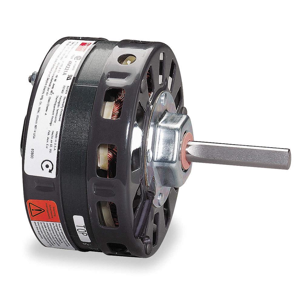 DAYTON Motor, 1/10 HP, Furnace - 3M663 3M663 - Grainger