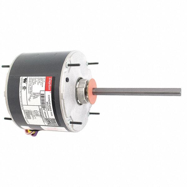Dayton 1 8 Hp Condenser Fan Motor Permanent Split
