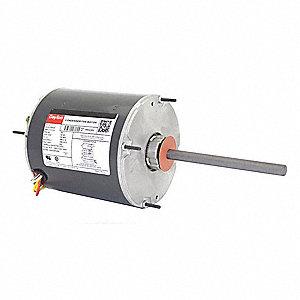1/2 HP Condenser Fan Motor,Permanent Split Capacitor,825 Nameplate Dayton Hp Motor Wiring Diagram on