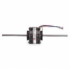 DAYTON 1/6 HP HVAC MotorShaded Pole1550 Nameplate RPM115