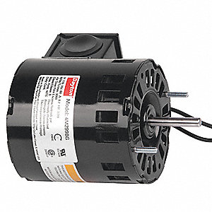 1/70 HP, HVAC Motor, Shaded Pole, 3000 Nameplate RPM, 115 Voltage, Frame 3.3