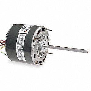 GE 1/4 HP Condenser Fan Motor,1625 Nameplate RPM,460 Voltage,Frame