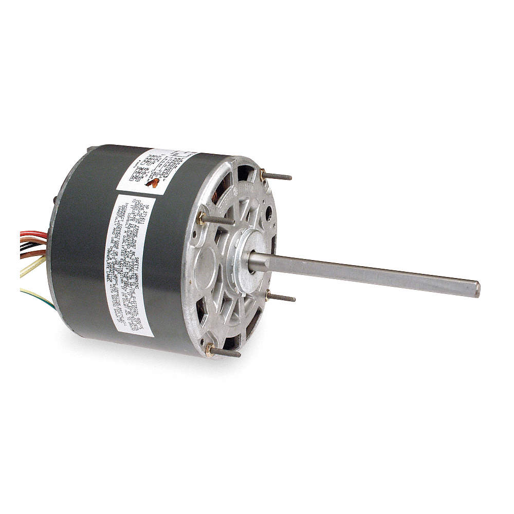 GE 1/4 HP Condenser Fan Motor,1625 Nameplate RPM,460 Voltage