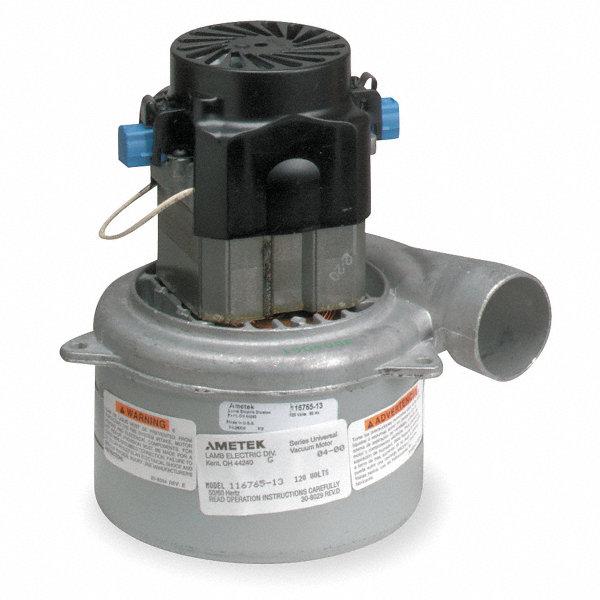 Ametek lamb vacuum motor universal ac dc 120 voltage for Lamb electric blower motors