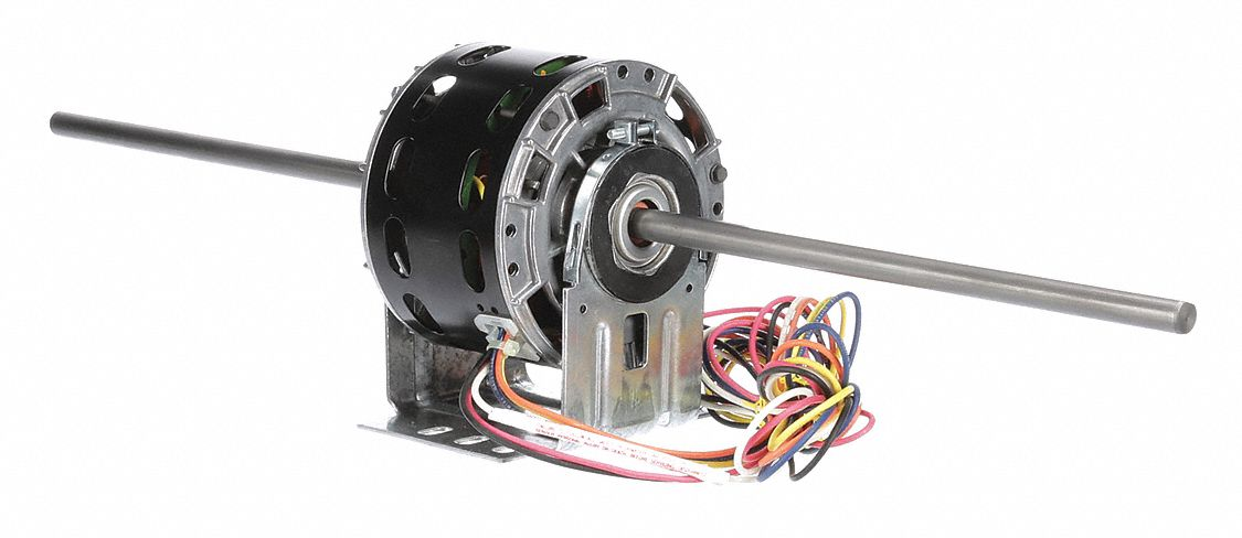 Room Air Conditioner Motor,  1/10, 1/20, 1/30, 1/40, 1/70 HP,  Shaded Pole,  Nameplate RPM 1,050